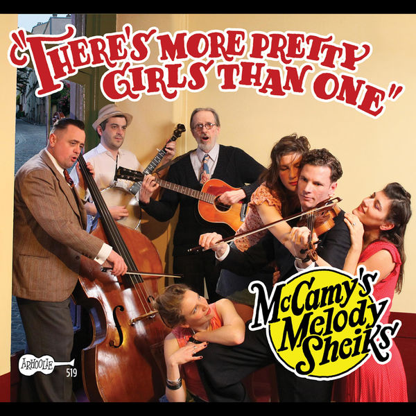 McCamy's Melody Sheiks - There's More Pretty Girls Than One