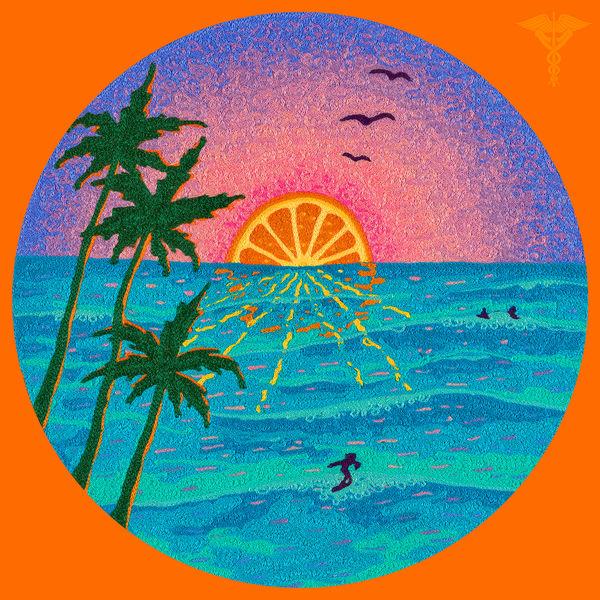 Various Artists|Jazz Dispensary: Orange Sunset