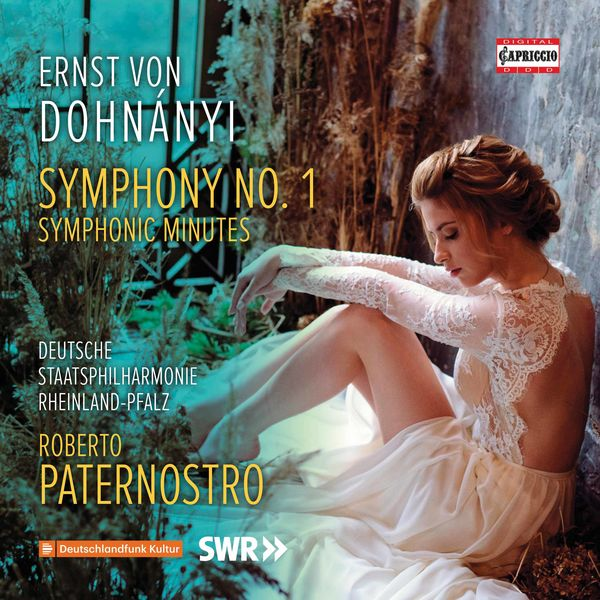Staatsphilharmonie Rheinland-Pfalz - Dohnányi: Symphony No. 1 in D Minor, Op. 9 & Symphonic Minutes, Op. 36