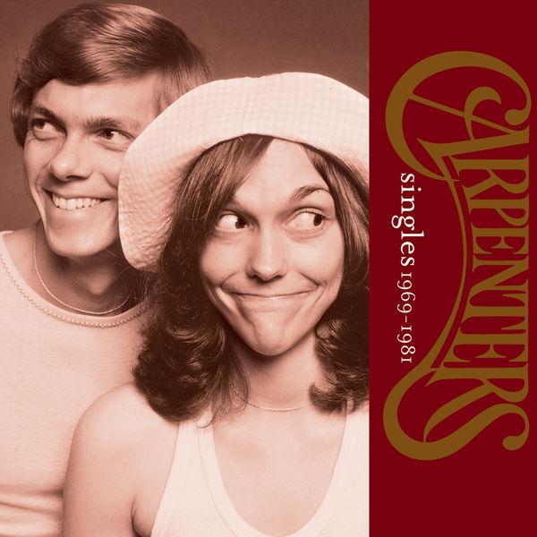 The Carpenters - Singles 1969-1981