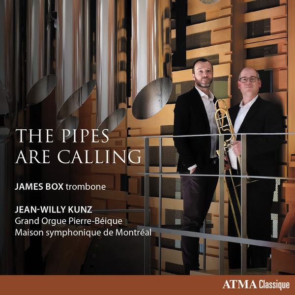 James Box - The Pipes are Calling