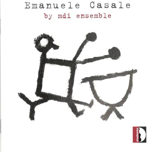 Ensemble Mdi|Emanuele Casale: Chamber Works