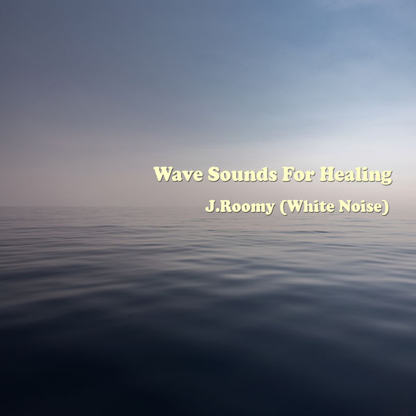 J.Roomy (White Noise) - Wave Sounds For Healing