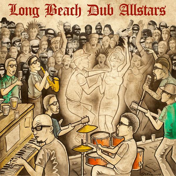 Long Beach Dub Allstars - Long Beach Dub Allstars