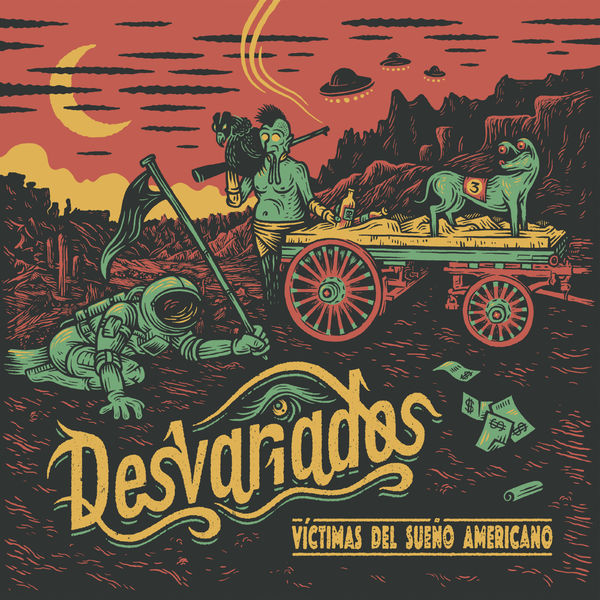 Desvariados - Víctimas del sueño americano