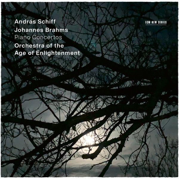 András Schiff - Brahms: Piano Concertos