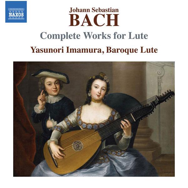 Yasunori Imamura - Bach: Complete Works for Lute
