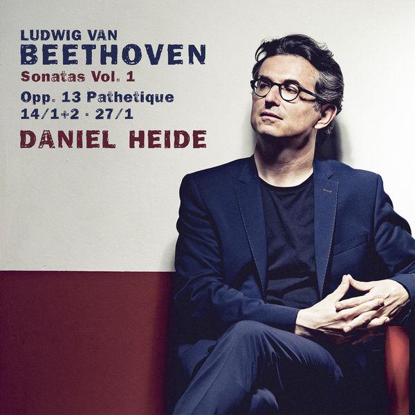 Daniel Heide|Beethoven: Sonatas, Vol. 1