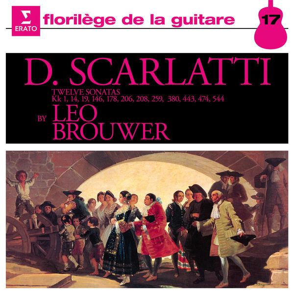 Leo Brouwer - Scarlatti: Guitar Sonatas