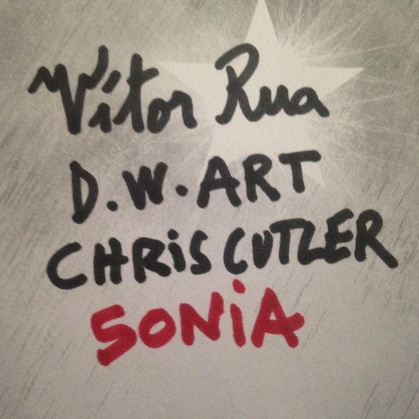 Vítor Rua, D.W.Art & Chris Cutler - Sonia