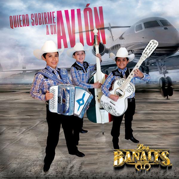 Los Bañales Juniors - Quiero Subirme A Un Avión