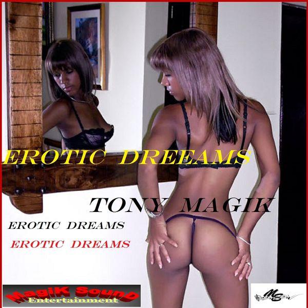 Erotic dreams album cover picture