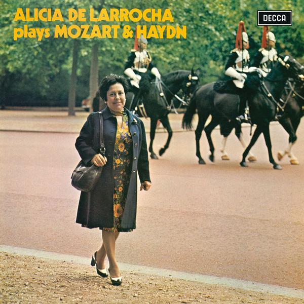 Alicia de Larrocha - Mozart: Piano Sonatas Nos. 9 & 10; Fantasia in D Minor / Haydn: Andante & Variations