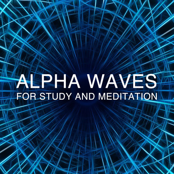 Album 14 Alpha Waves for Study and Meditation, White Noise
