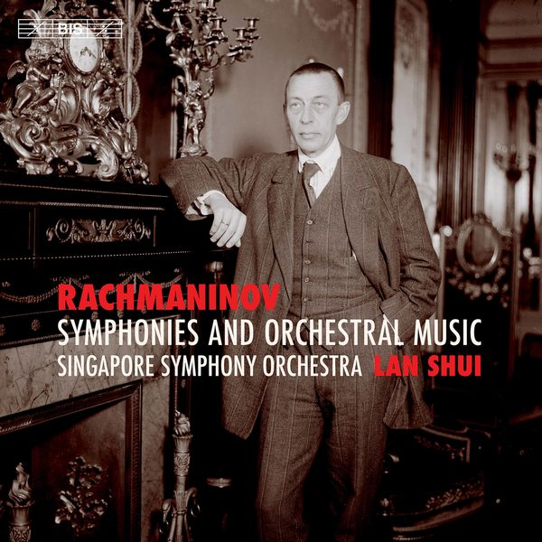 Singapore Symphony Orchestra - Rachmaninoff: Symphonies & Orchestral Music