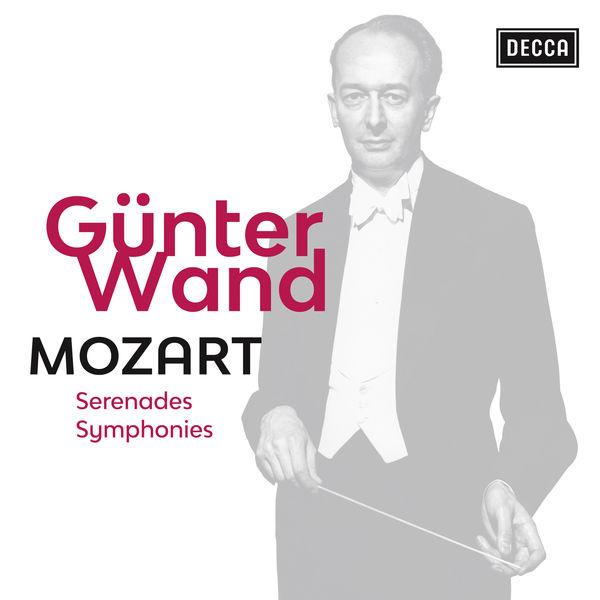 Günter Wand - Mozart: Serenades, Symphonies