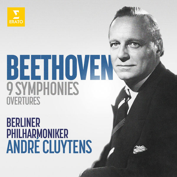 André Cluytens - Beethoven : 9 Symphonies & Overtures