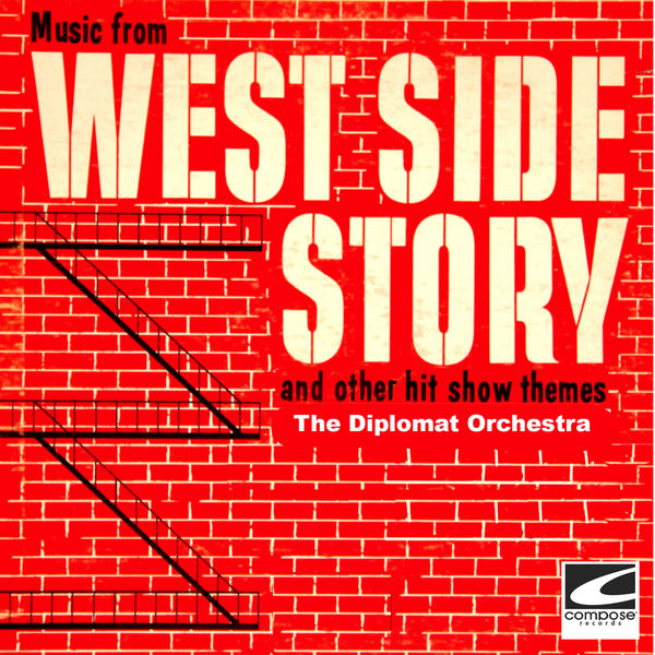 The Diplomat Orchestra - Music From West Side Story and Other Hit Show Themes