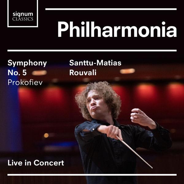 Philharmonia Orchestra - Prokofiev: Symphony No.5