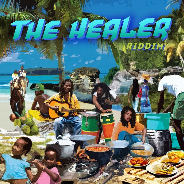 Various Artists - The Healer Riddim