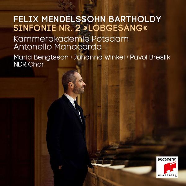 "Kammerakademie Potsdam - Mendelssohn: Symphony No. 2, ""Lobgesang"""