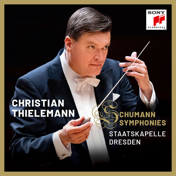 Christian Thielemann - Symphony No. 4 in D Minor, Op. 120/III. Scherzo. Lebhaft