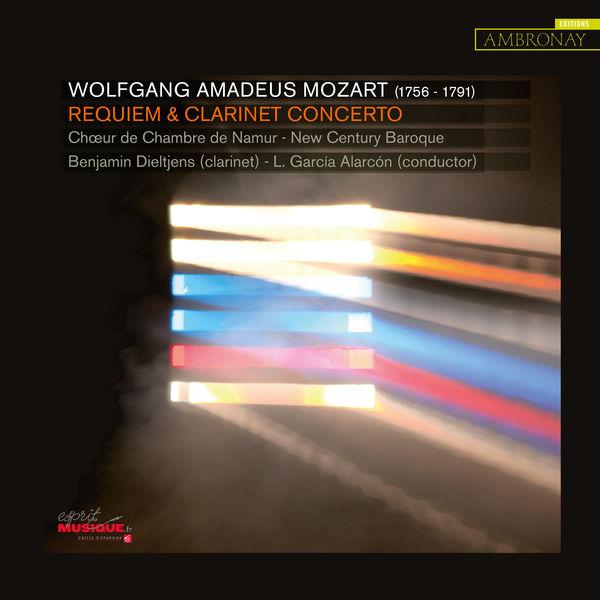 Leonardo García Alarcón - Mozart: Requiem & Clarinet Concerto