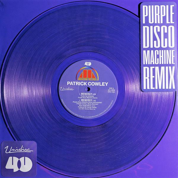 Patrick Cowley Menergy (Purple Disco Machine Remix)