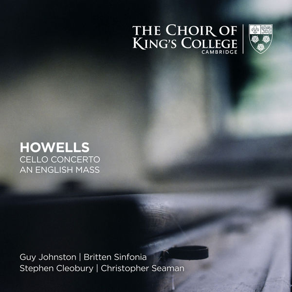 Guy Johnston - Howells: Cello Concerto, An English Mass