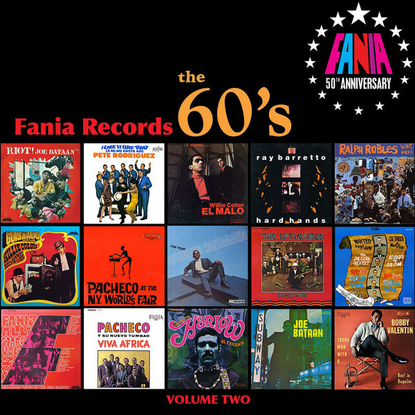 Various Artists - Fania Records: The 60's, Vol. Two