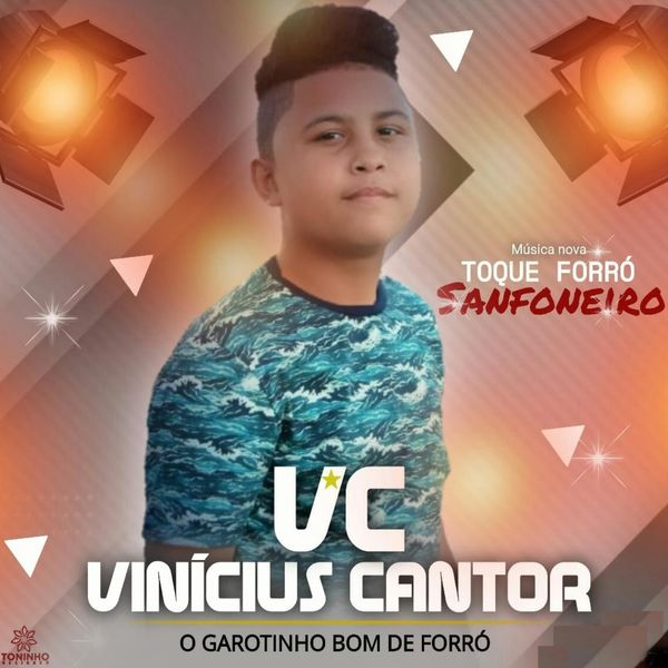Vinícius Cantor - Toque Forró Sanfoneiro