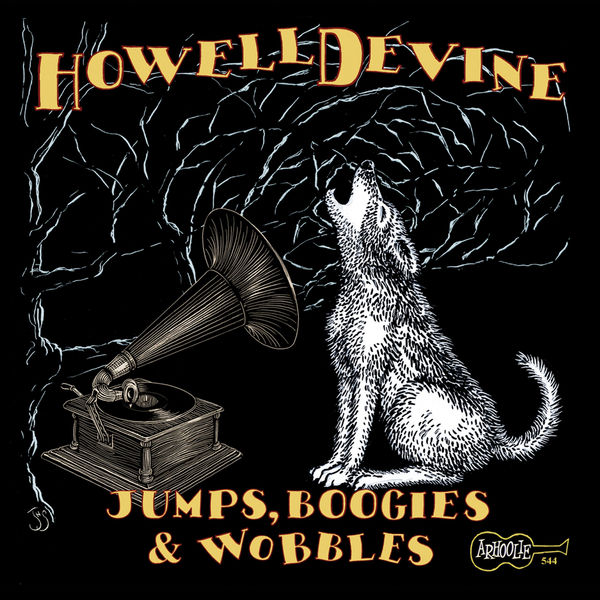 Howell Devine - Jumps, Boogies & Wobbles
