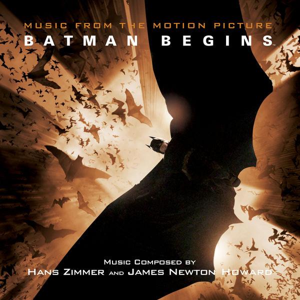 James Newton Howard - Batman Begins (Original Motion Picture Soundtrack)