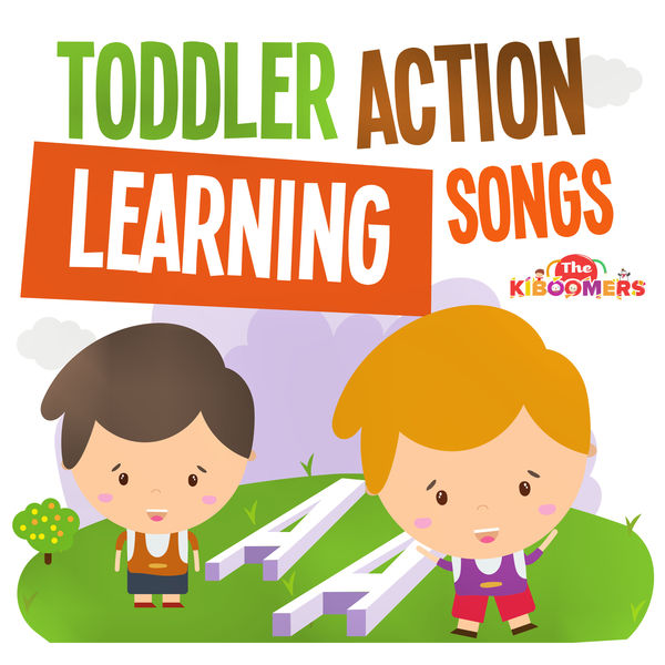 The Kiboomers - Toddler Action Learning Songs