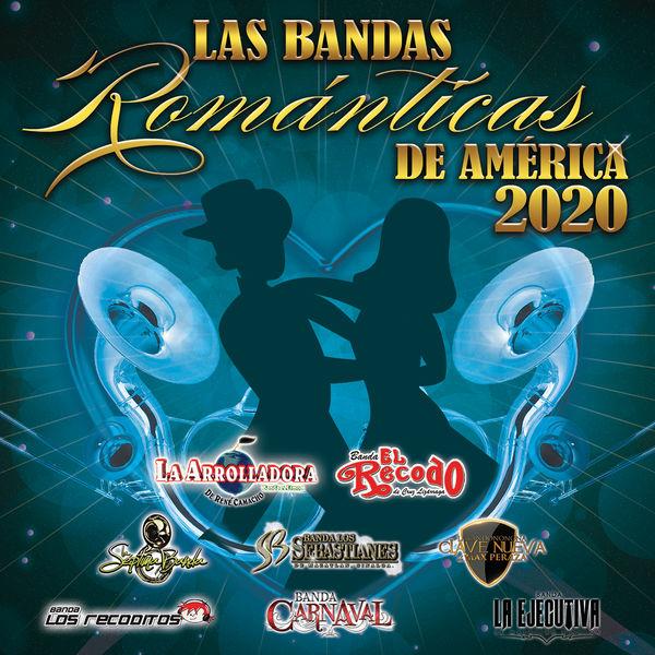 Various Artists - Las Bandas Románticas De América 2020
