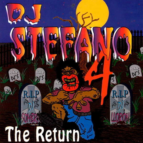 Di Stefano - DJ Stefano, Vol. 4 - The Return