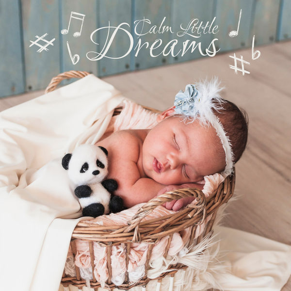 Peaceful Piano - Calm Little Dreams - 15 Deep Relaxing Water Sounds with Piano Melodies for Peaceful Baby Sleep, Night Music, Tranquil Slumber Music, Piano Lullabies