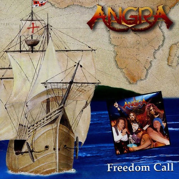 Angra|Freedom Call / Holy Live