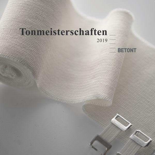 Various Artists - Tonmeisterschaften 2019