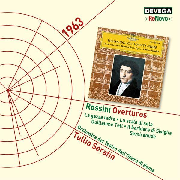 Tullio Serafin - Rossini: Overtures