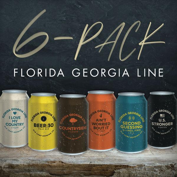 Florida Georgia Line - 6-Pack