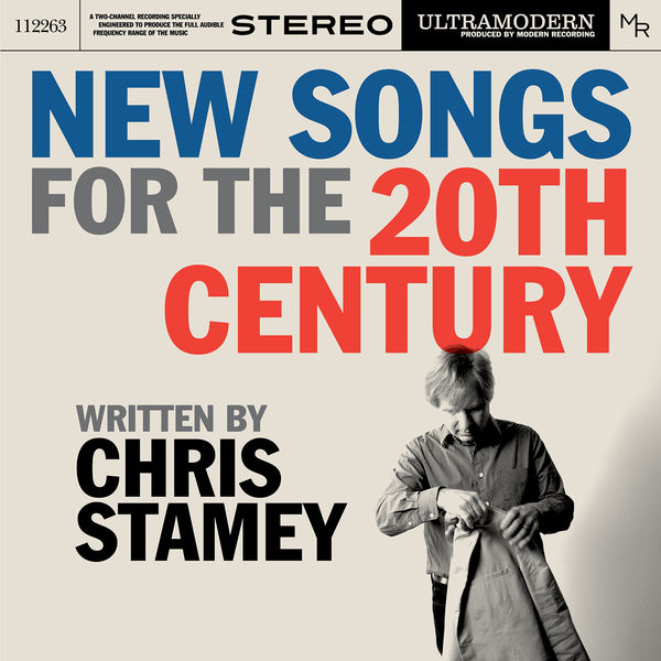 Chris Stamey - Manhattan Melody (That's My New York) (feat. Django Haskins with Branford Marsalis)