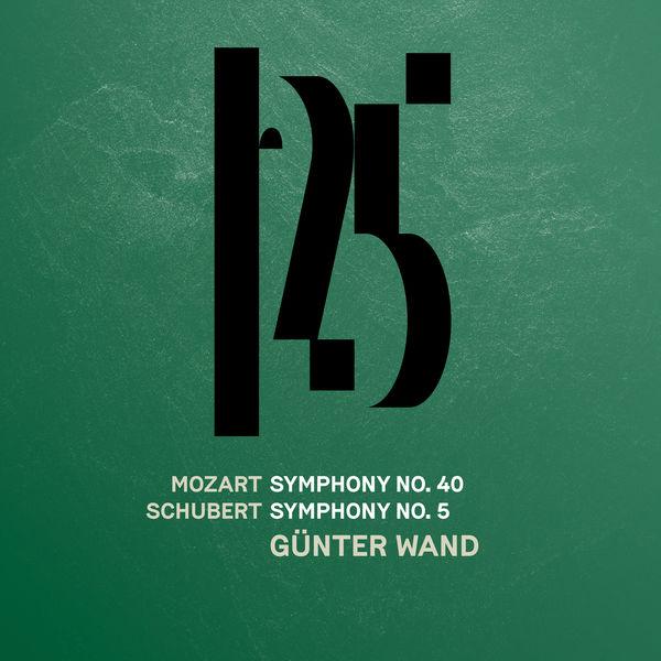 Münchner Philharmoniker - Mozart: Symphony No. 40 - Schubert: Symphony No. 5 (Live)