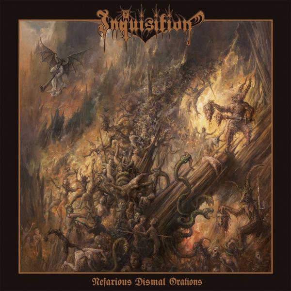 Inquisition Nefarious Dismal Orations