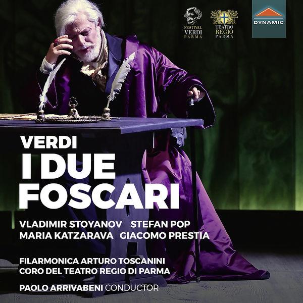 Filarmonica Arturo Toscanini - Verdi: I due Foscari (Live)