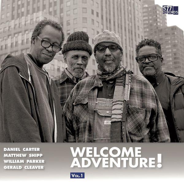 Daniel Carter - Welcome Adventure! Vol. 1