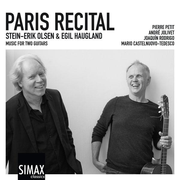 Stein-Erik Olsen - Paris Recital