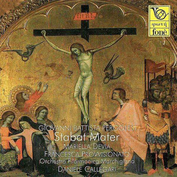 Mariella Devia, Francesca Provvisionato, Daniele Callegari, Orchestra Filarmonica Marchigiana - Stabat Mater (Analog Master Recording)
