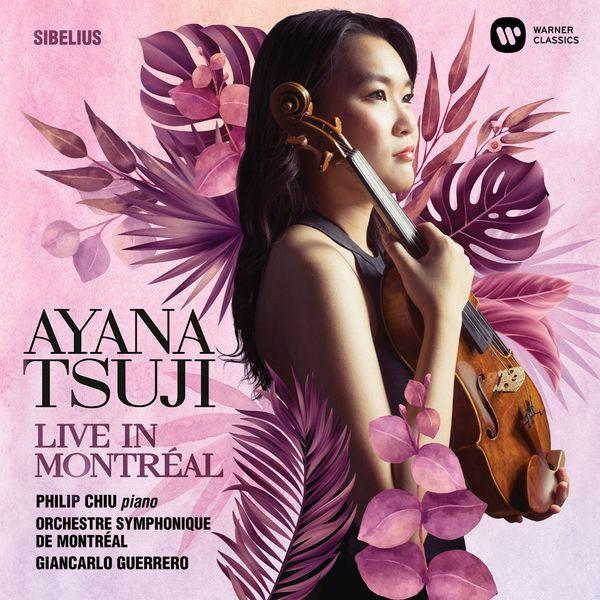 Ayana Tsuji - Live in Montréal