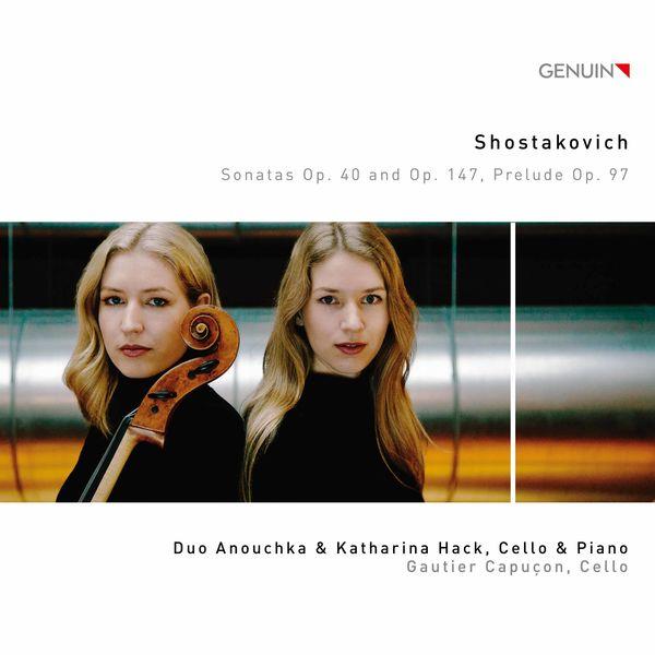 Duo Anouchka & Katharina Hack|Shostakovich: Sonatas, Op. 40 & Op. 147